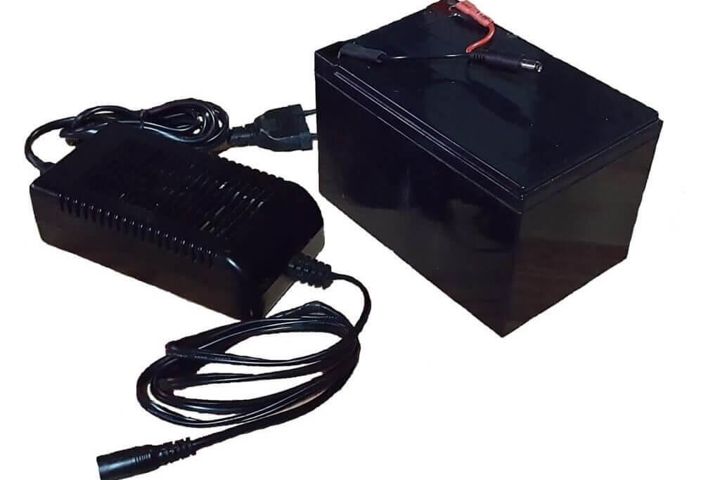Akkupack für die Kicker LED Beleuchtung