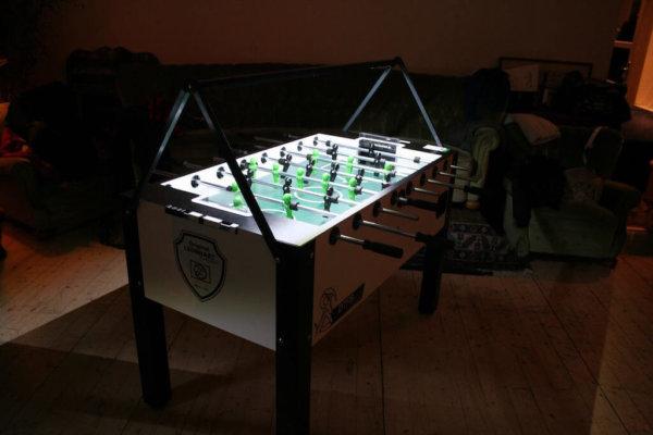 Beleuchteter Kicker von Kickerlight - Kicker LED Beleuchtung