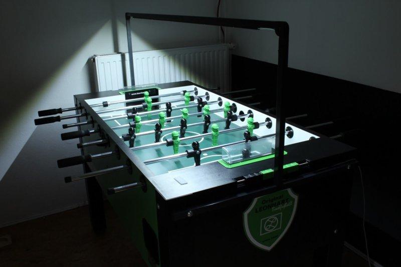 Kundenfoto Kickerlight LED Beleuchtung